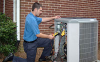 Residential AC Repair Services